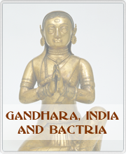 Gandhara, India and Bactria